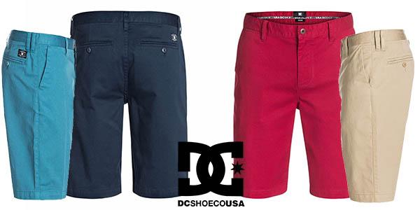 dc shoes worker roomy 22 shorts comodas bermudas para hombre baratas