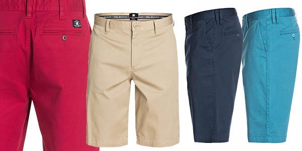 dc shoes worker roomy pantalones cortos varios colores con relacion precio calidad espectacular