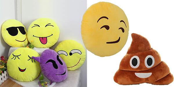 divertidos cojines de emoticonos de whatsapp baratos