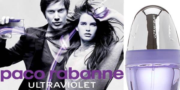 seleccion de eau de perfume Paco Rabanne Ultraviolet a precios brutales en amazon