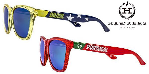 hawkers gafas de sol con banderas de paises baratas