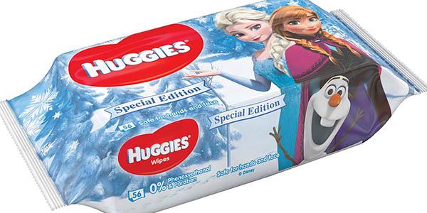 huggies toallitas humedas para bebes 10 paquetes de 56 unidades a precio espectacular