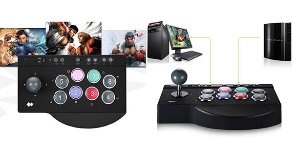 Arcade Stick PC - PS3 - Android