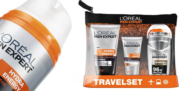 L'oréal Men Expert Hydra Energy set de viaje barato