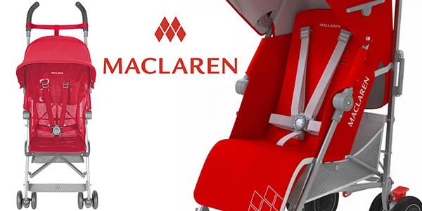 maclaren volo cardinal silla de paseo para niños barata
