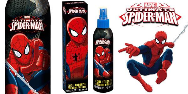 marvel spiderman colonia infantil bote de 200 ml barata
