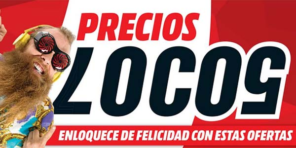 Folleto Media Markt PRECIOS LOCOS