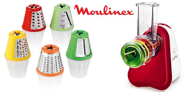 moulinex fresh express plus rallador multifuncion de cocina barato