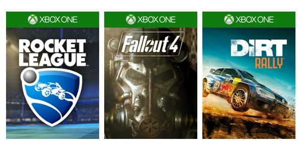 Ofertas Xbox Gold 24-05-2016