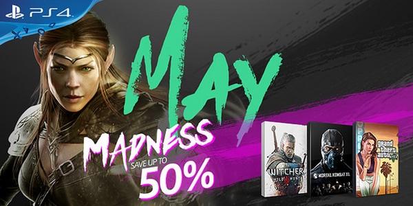 Ofertas en juegos de PS4 PlayStation Store mayo 2016