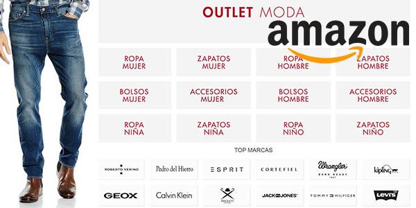 outlet moda amazon con ropa de grandes marcas rebajada