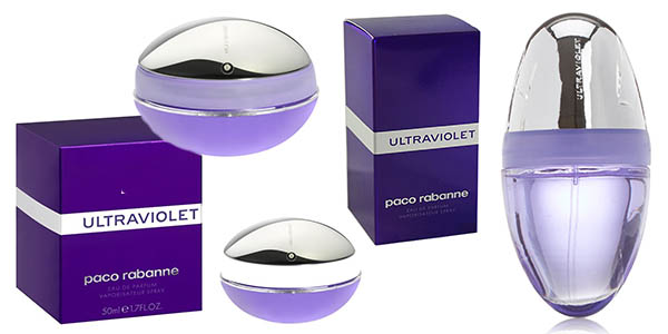 Paco Rabanne Ultraviolet perfume para mujer barato