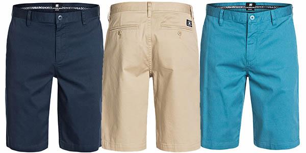 pantalones vestir a diario marca dc shoes worker