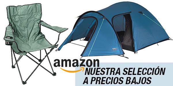 productos para senderismo y acampada rebajados en amazon mayo 2016