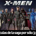 Promoción X-Men en Wuaki TV