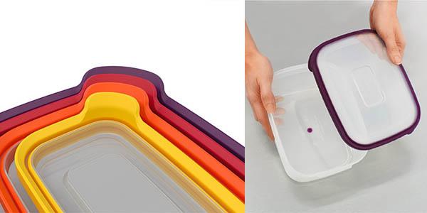 recipientes plastico con relacion calidad precio brutal