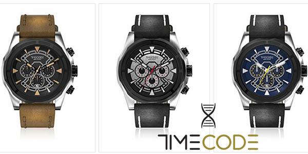 relojes timecode rebajados amazon buyvip
