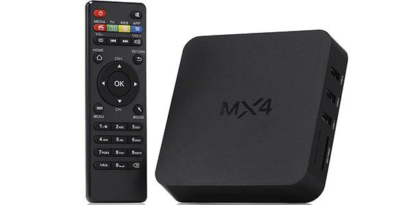 Android Tv Box MX4