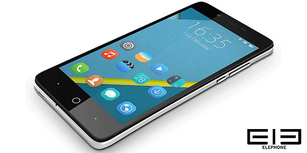 Smartphone libre Elephone P6000 Pro