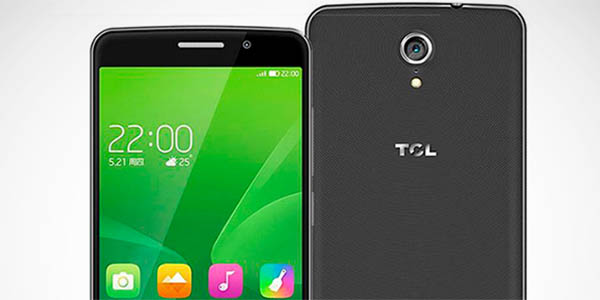 Smartphone libre TCL 3S M3G 4G
