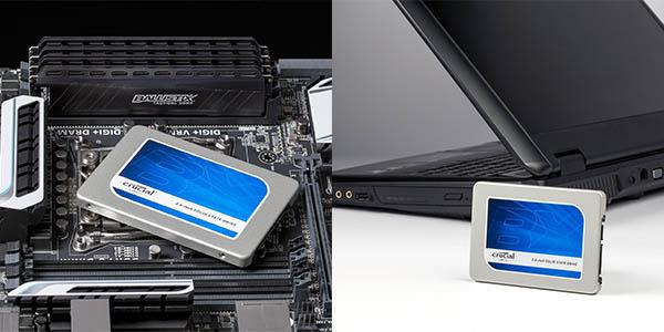 Disco SSD Sata Crucial BX200 960GB