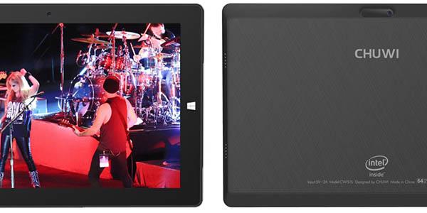 Diseño Tablet tablet Chuwi Hi10