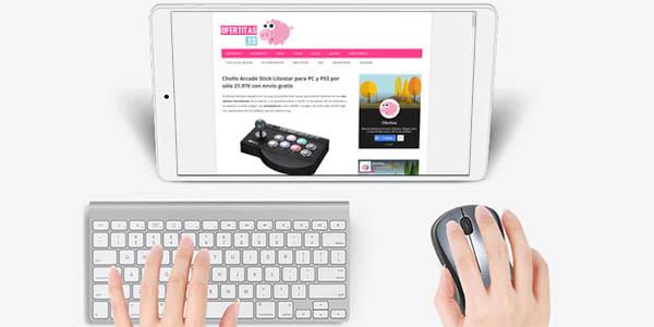 Tablet Teclast X80 Plus 8'' con arranque dual