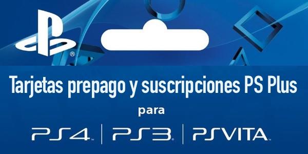 Tarjeta saldo PS Store barata