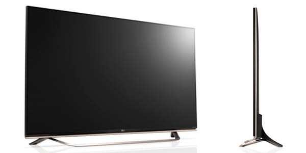 "Diseño TV LED LG 60UF851V de 60"" UHD 4K"