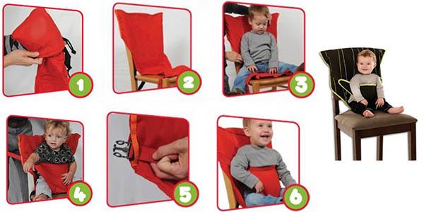 trona para bebes facil de instalar a precio brutal