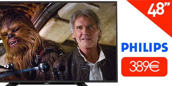 "TV LED Philips 48PFH4100 48"""