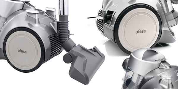 ufesa as2300 aspirador relacion calidad precio genial clase energetica b