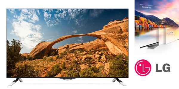 Smart TV LG 49UF695V al mejor precio