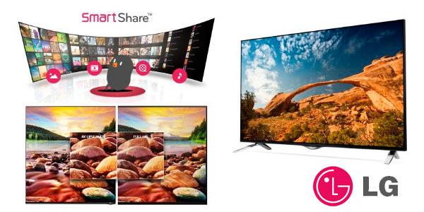 LG smartshare 4K