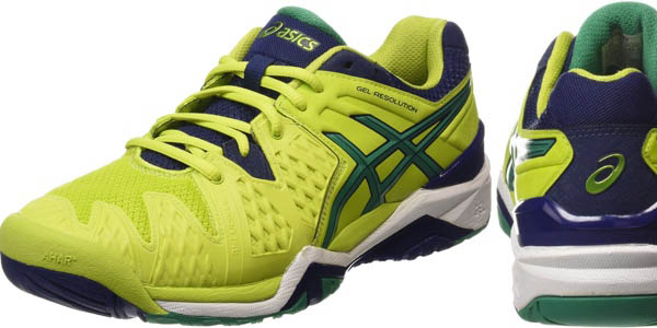 Zapatillas Asics gel resolution 6 para tenis