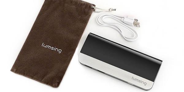 Accesorios batería portátil Lumsing