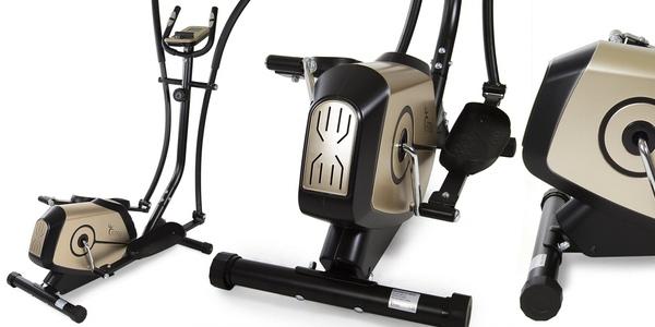 bicicleta elíptica barata Fitfiu