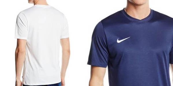 camiseta deporte transpirable nike park linea Drifit varios colores relacion calidad precio brutal