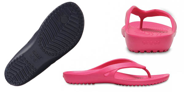 chanclas blandas Crocs Kadee II W chollo