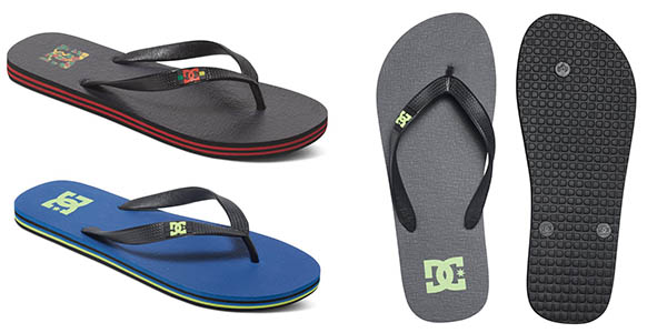 Chanclas DC Shoes Spray