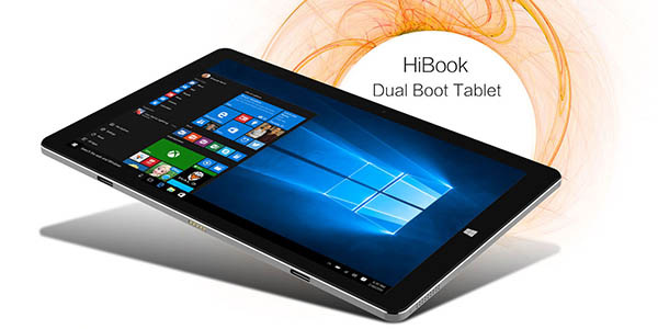 CHUWI HiBook 2 en 1 Ultrabook barata