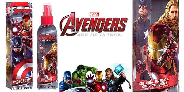 colonia infantil Avengers 200 ml barata