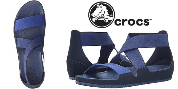 crocs anna sandalias para mujer comodas y baratas