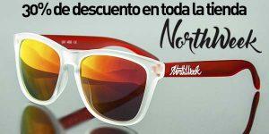 Promoción 30% descuento gafas Northweek