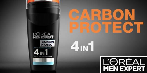 desodorante para hombre L'Oréal men expert bote 50 ml