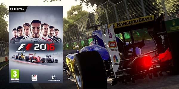 F1 2016 para Steam