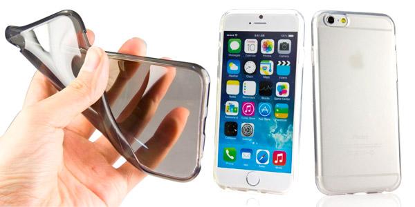 funda gel TPU iphone 6