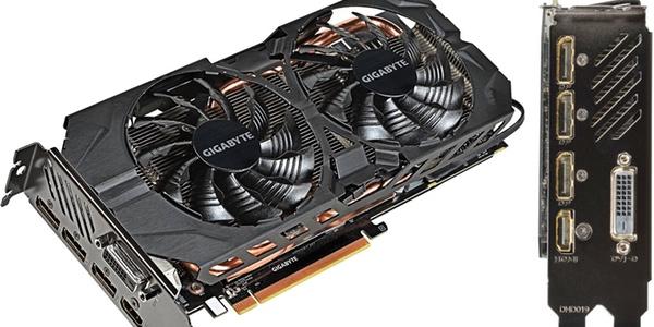 tarjeta gráfica AMD Radeon R9 390X OC G1 barata
