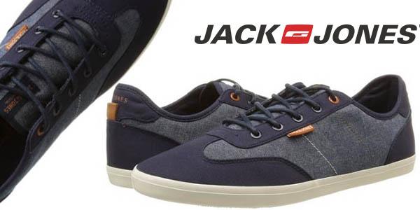 jack & jones siesta zapatillas casual para hombre baratas
