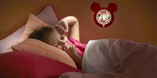 lampara de bajo consumo LEE Philips Disney Minnie Mouse